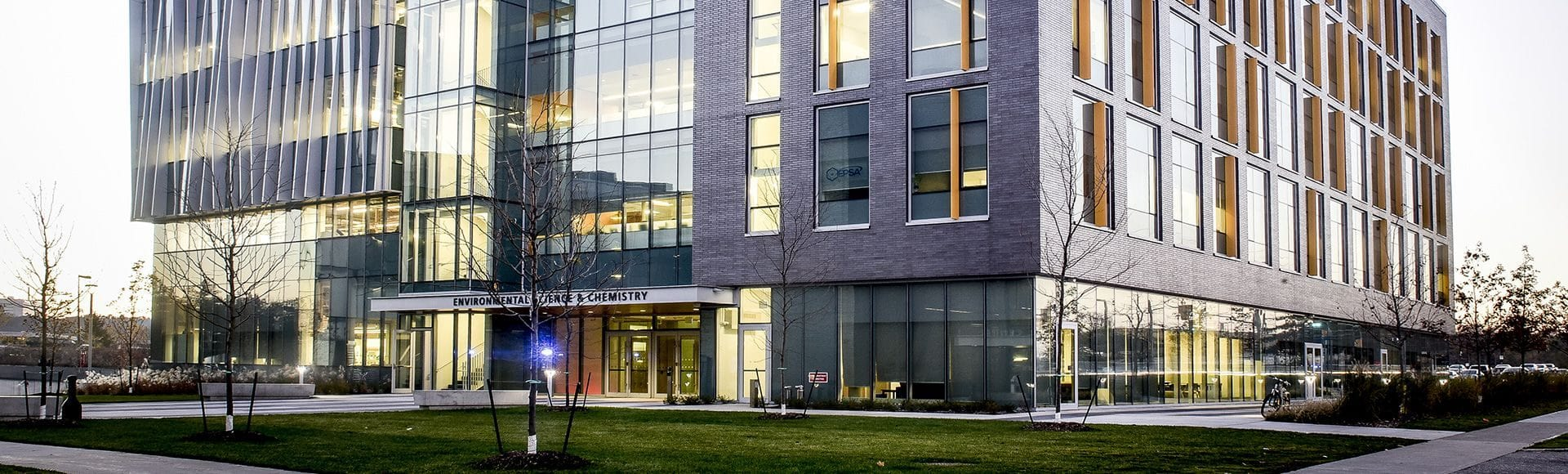 Environmental Science and Chemistry Building at University of Toronto Scarborough