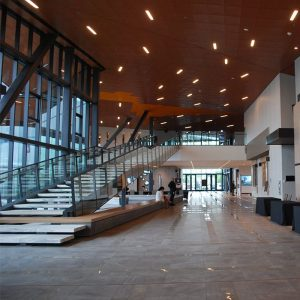 Convention Center St-Hyacinthe - SOPREMA Project