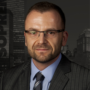 Nomination: Mr. Tomasz Dobrowolski as Assistant Sales Manager - British Columbia