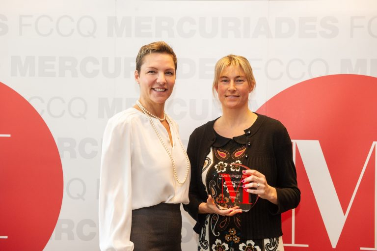 "SOPREMA NAMED A FINALIST IN LES MERCURIADES ""EMPLOYER OF THE YEAR"" CATEGORY"