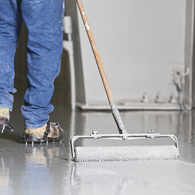 Concrete flooring protection for every floor category